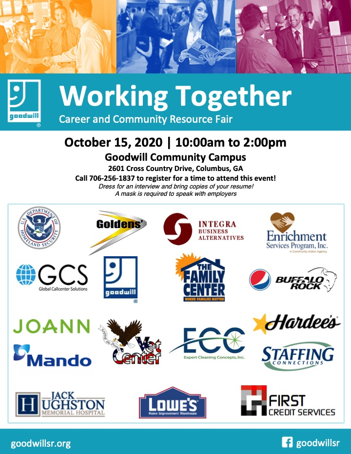 Working Together Flyer