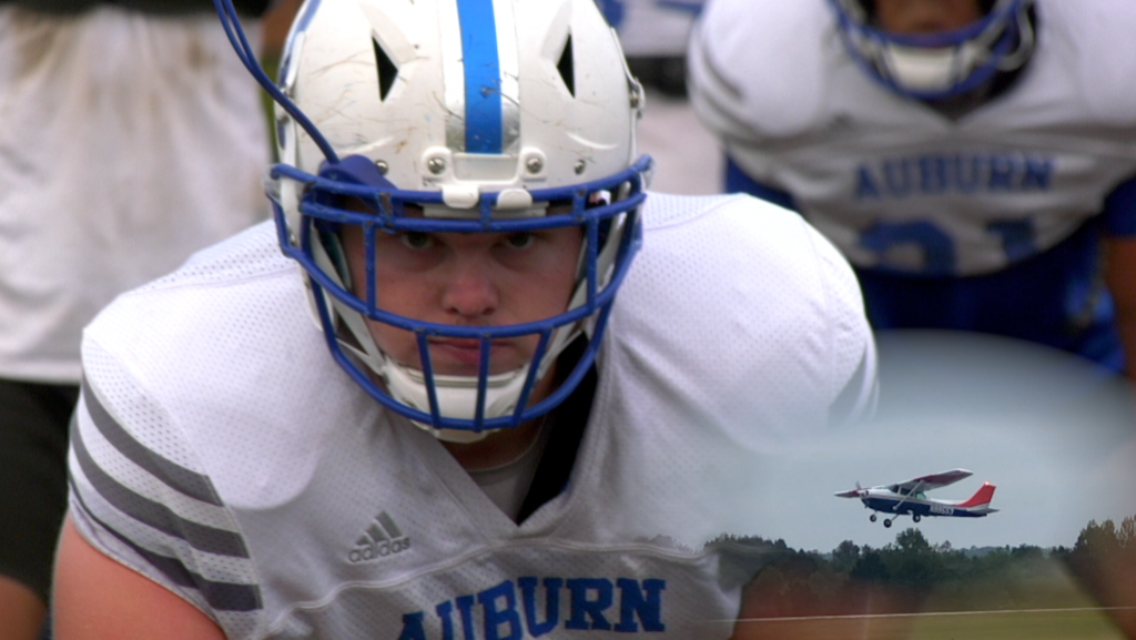 Scholar Athlete Of The Week: Auburn's Cort Bradley