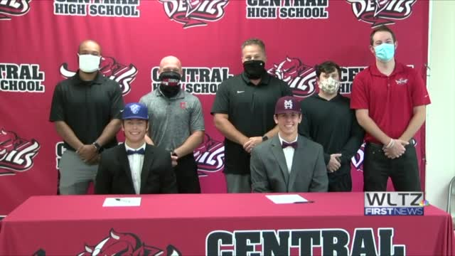 Brookstone And Central Signing Day 11 11 20