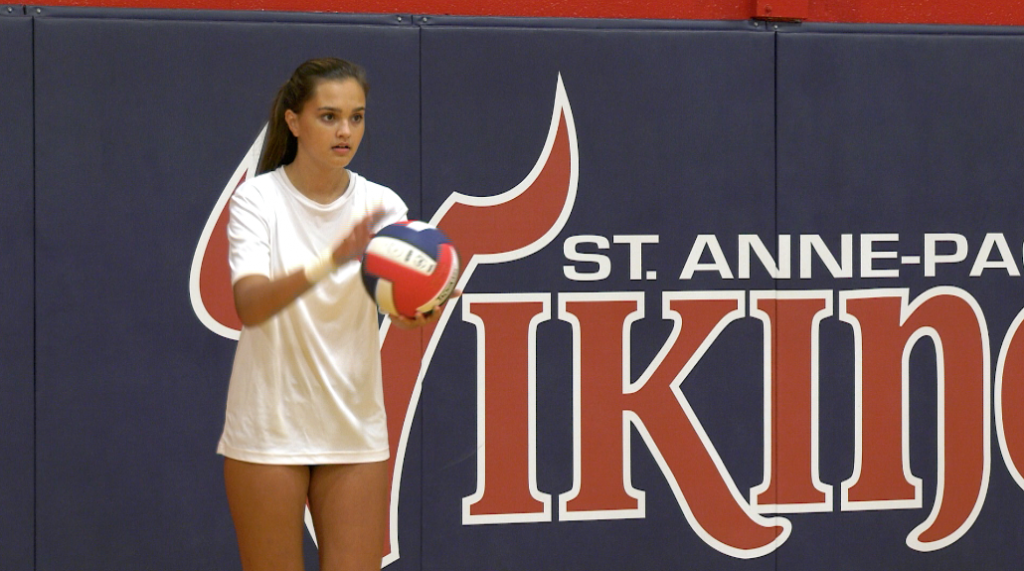 Scholar Athlete Of The Week: Pacelli's Isabel Sillitto