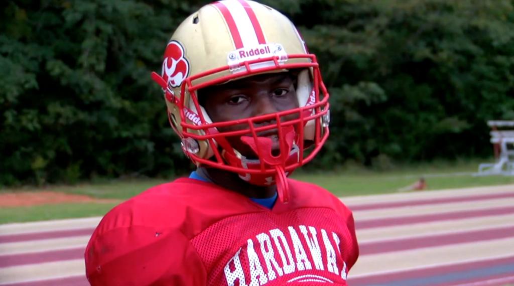 Scholar Athlete Of The Week: Hardaway's Daequon Bulger